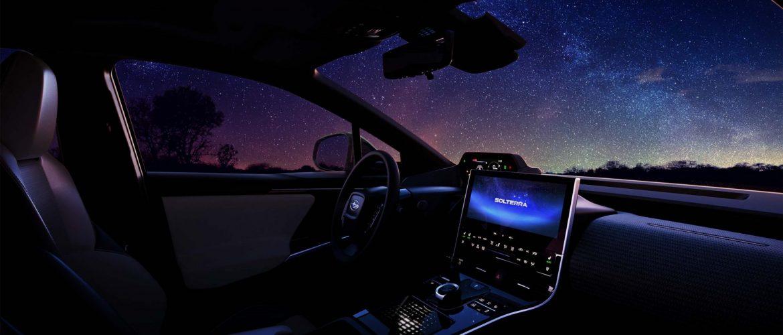 Αυτο ειναι το πρωτο ηλεκτρικο SUV της Subaru